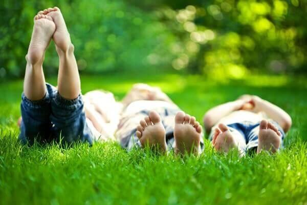 Общайтесь с природой для эффективного заземления своей энергии