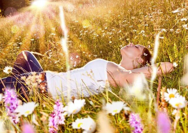 15 шагов к любви: Настройтесь на единство с природой