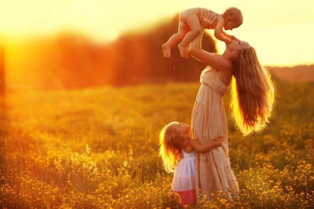8 уроков материнства, или Как использовать декрет для духовного развития
