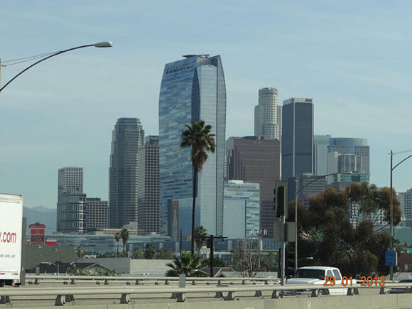 Даунтаун Лос Анджелес