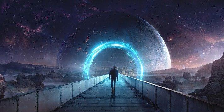 Активное обнуление реальности как необходимый этап перехода в новое пространство