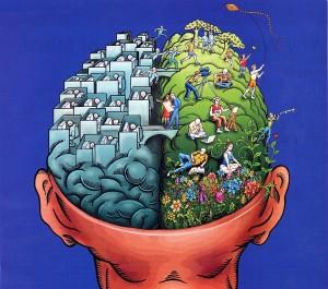 Как заставить ленивый мозг решать креативные задачи