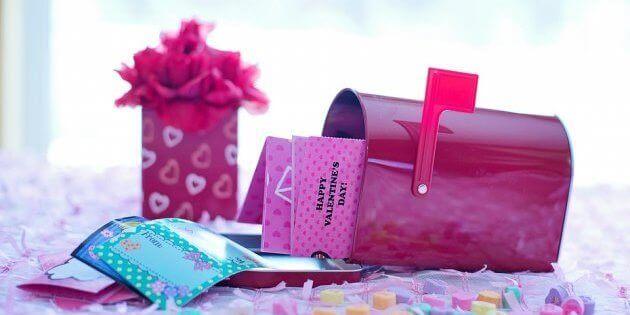 День Валентина — повод открыться Любви