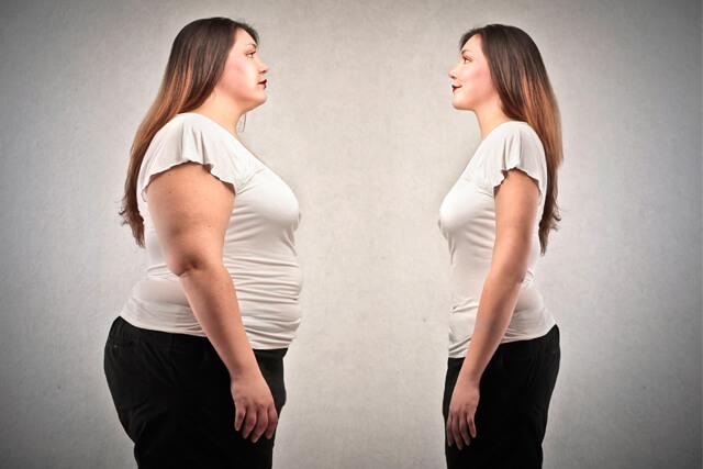 духовные причины депрессии: лишний вес