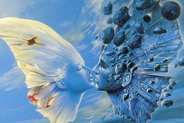 духовные причины депрессии: близнецовые пламена