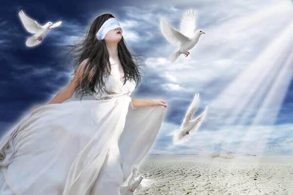 Духовные способности: Сильно развитая интуиция