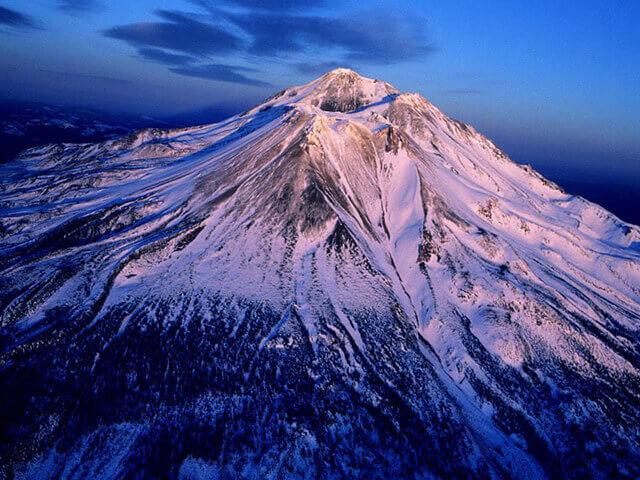 Чакры земли: Первая чакра - гора Шаста