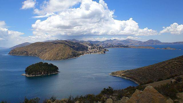 Чакры земли: Вторая чакра - озеро Титикака