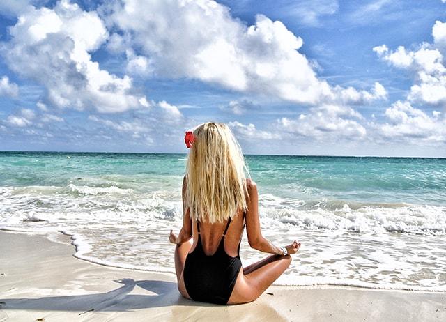 Работает ли медитация без визуализации
