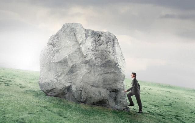 Легкость или Сизифов труд в достижении гармонии