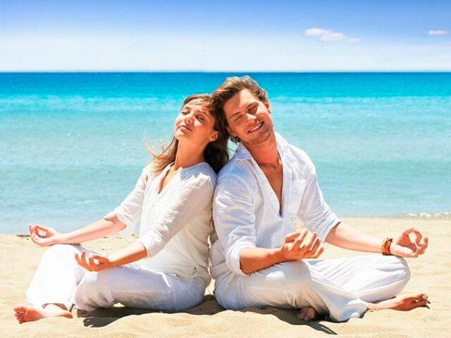 Медитация онлайн Балансировка Мужской и Женской энергии | Ключи Мастерства