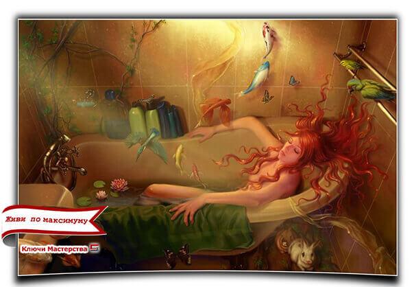 управление энергией: Особые сны - повторения, магия, кошмары