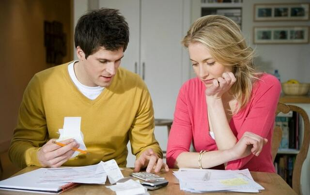 Семейный бюджет двух состоявшихся людей