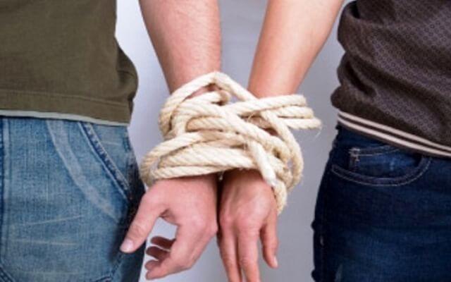 кармические отношения: нельзя уйти