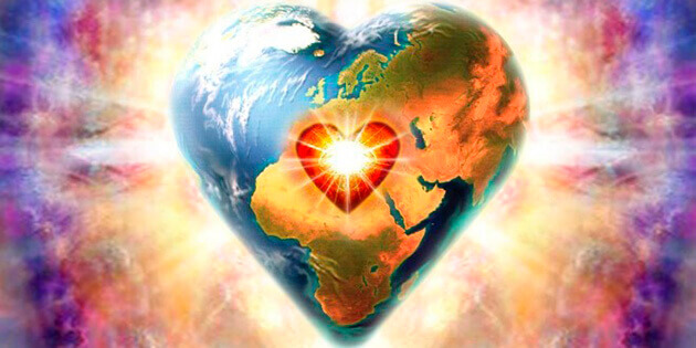 [Медитация] Якорение потока Безусловной Любви