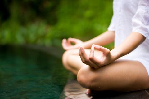 Медитация как инструмент повышения вибрации на физическом уровне