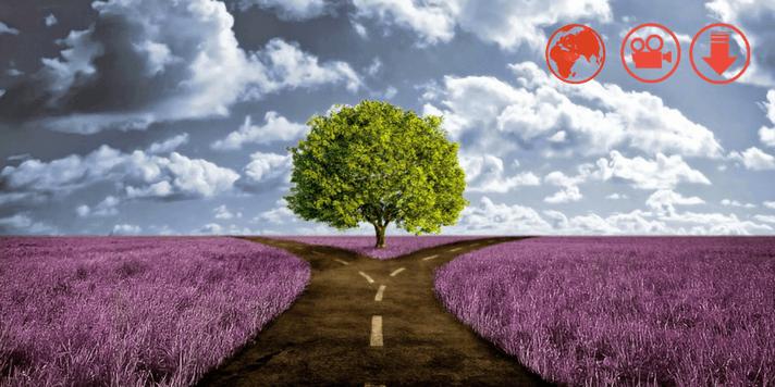 Медитация Перекресток миров
