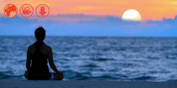 [Медитация] Заземление Света. Для себя и других