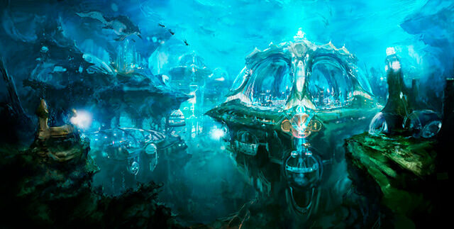 Сны о передовых технологиях и магии
