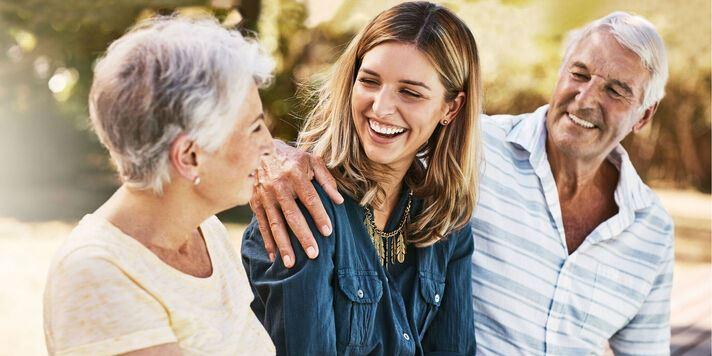 Как общаться с пожилыми родителями, чтобы общение было в радость обоим сторонам
