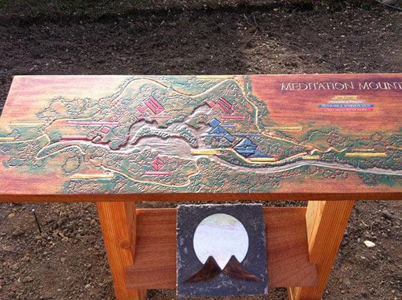 Гора медитаций. Огай