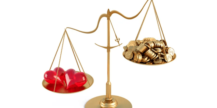 Любовь и Деньги. Что их объединяет