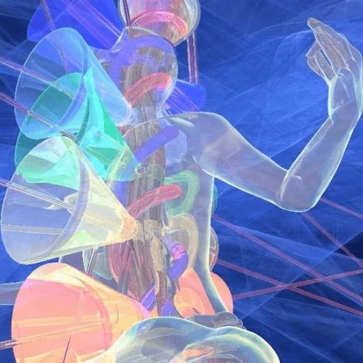 Заморозка энергии в определенных чакрах