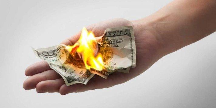 Почему нет денег? Обет бедности и другие духовные причины финансовых проблем