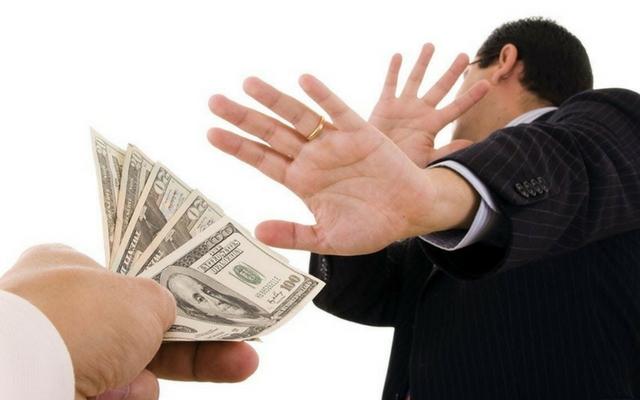 Отказ от богатства ради безопасности