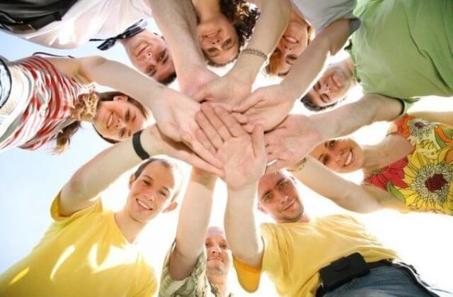 Полнота жизни: Окружите себя единомышленниками