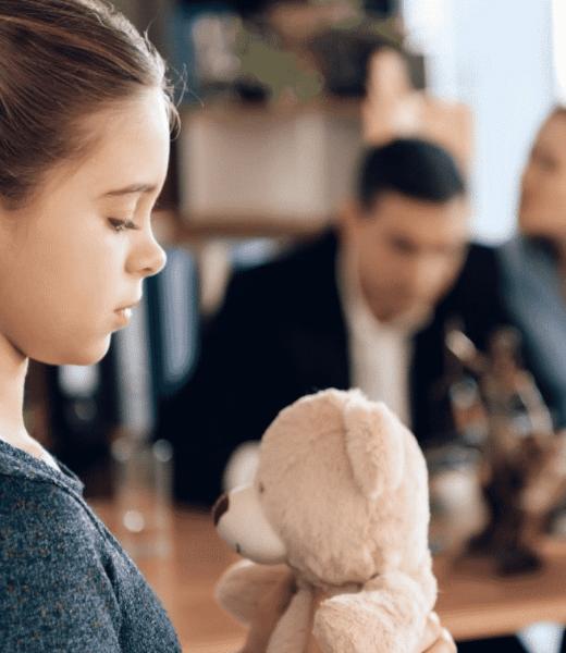 Ребенок и развод родителей. Ситуация через призму духовности