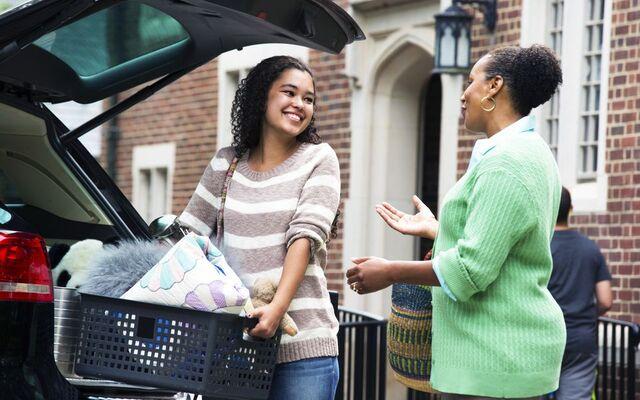 Самостоятельность и помощь от родителей