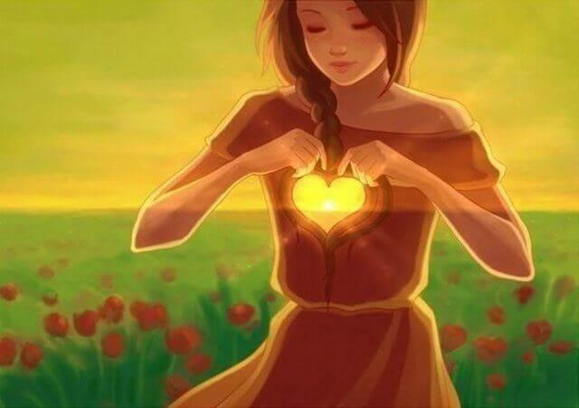 Пробуждение женской силы. Раскройте внутри себя источник любви