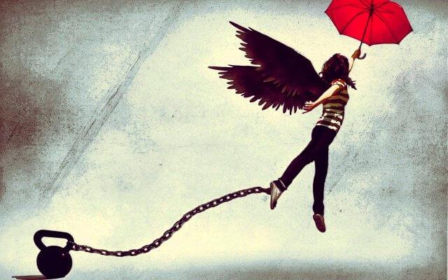 Как тип мышления из страха встраивается в подсознание