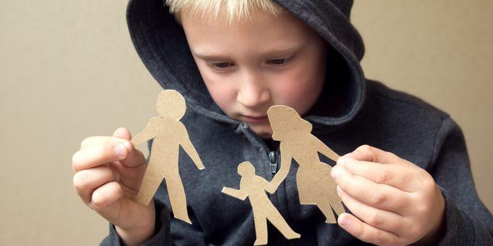 Ребенок растет без отца – Что делать?