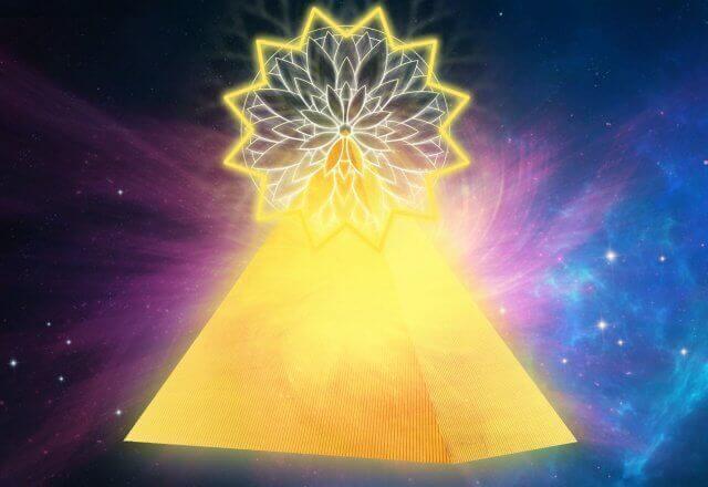 Что такое смирение: Пирамида Силы и Света