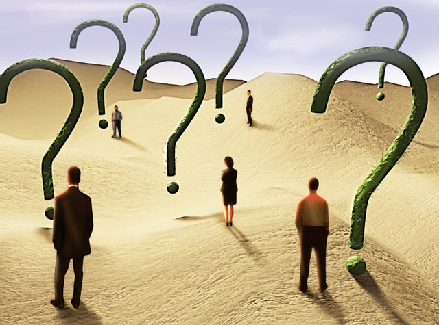 Что делать, когда много вопросов от ума. Практика