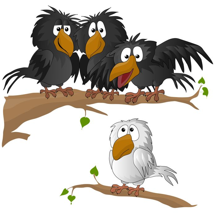 История 4. Только вороны летают стаями
