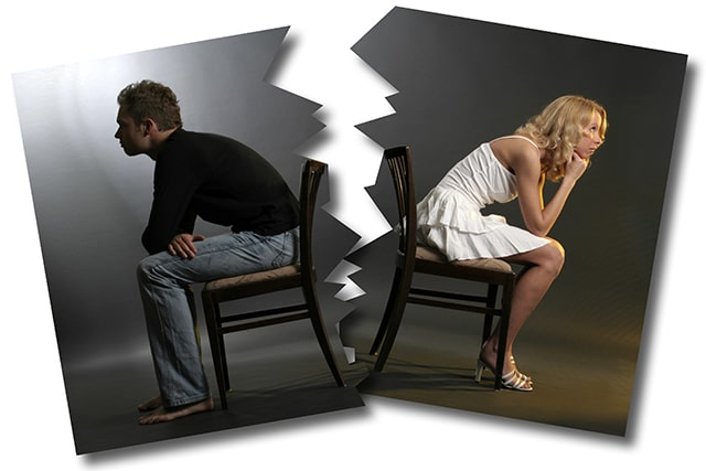 Когда угасают чувства друг к другу