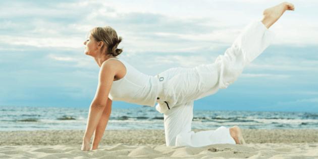 Йога для открытия чакр. Прокачайте свои чакры при помощи простых движений