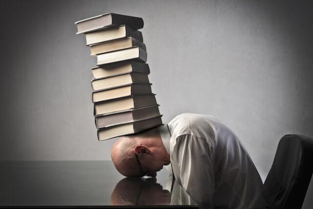 зачем нужна боль:  голова болит от избытка мыслей