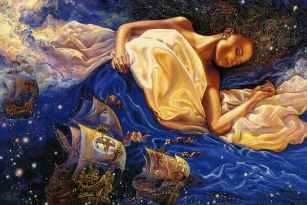 Значение снов: Пророческие сновидения